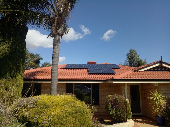 6.66kW System (Marangaloo) - Solar Matters